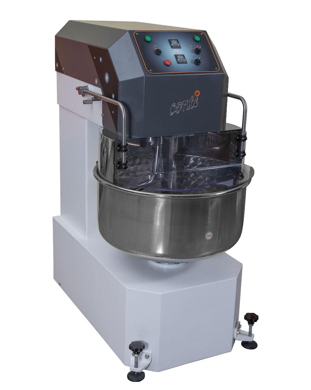 IMPASTATRICE A SPIRALE 80-200 KG