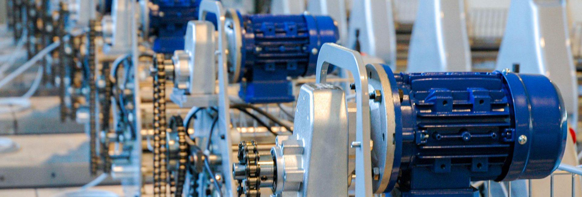 produzione macchinari
